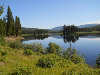 Lincoln County Residential Lots & Land For Sale: Lot 1 Island Lake Road