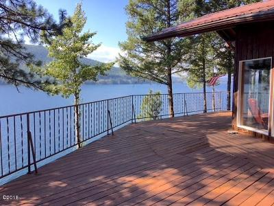 Flathead County Single Family Home For Sale: 2846 Rest Haven Drive
