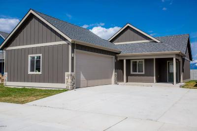 Kalispell Single Family Home For Sale: 450 Bluebell Road