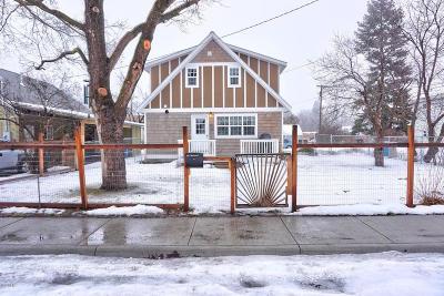 Missoula County Single Family Home For Sale: 220 East Addison Street