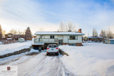 Kalispell Single Family Home Under Contract Taking Back-Up : 34 Konley Drive