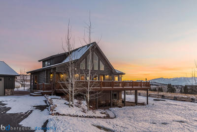 Stevensville Single Family Home For Sale: Undisclosed Address