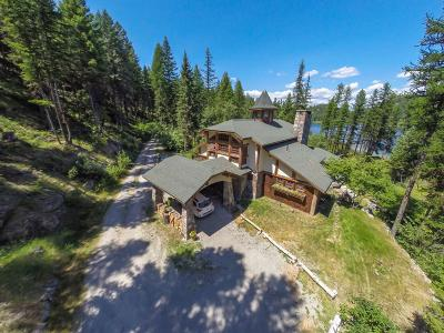 Whitefish Single Family Home For Sale: 660 Bootjack Lake Road