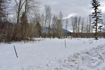Columbia Falls Residential Lots & Land Under Contract Taking Back-Up : 88 Cedar Pointe Loop