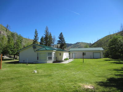 Ravalli County Single Family Home For Sale: 279 Laird Creek Road