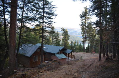 Lincoln County Single Family Home For Sale: Nhn Forest Dev. Road