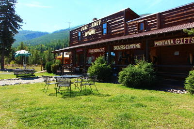 Flathead County Single Family Home For Sale: 8950 North Fork Road