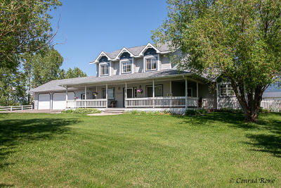 Flathead County Single Family Home For Sale: 1837 Helena Flats Road