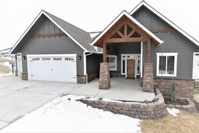 Missoula Single Family Home For Sale: 7128 Avery Lane