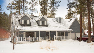 Kalispell Single Family Home For Sale: 120 Jack Pine Drive