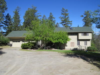 Kalispell Single Family Home For Sale: 115 Prairie Lane
