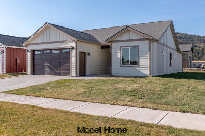 Kalispell Single Family Home For Sale: 2310 Kismet Court