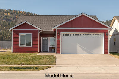 Kalispell Single Family Home For Sale: 2312 Kismet Court