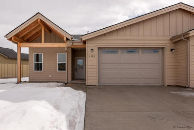 Kalispell Single Family Home For Sale: 1510 Destiny Lane