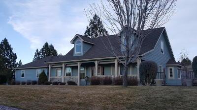 Stevensville Single Family Home For Sale: 233 St Joseph Lane