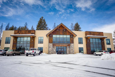 Flathead County Commercial For Sale: 284 Flathead Avenue