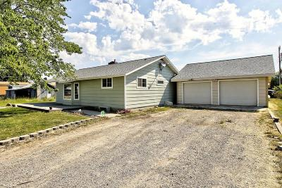 Charlo MT Single Family Home Under Contract Taking Back-Up : $149,900