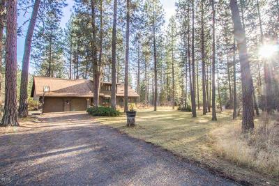 Missoula Single Family Home For Sale: 9460 Keegan Trail