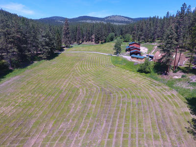 Flathead County Single Family Home For Sale: 6655 Browns Meadow Road