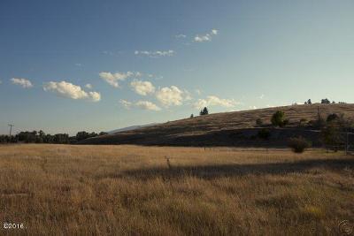 Missoula County Residential Lots & Land For Sale: Nka McCauley Lane