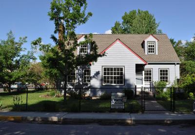 Missoula Single Family Home For Sale: 1839 Mansfield Avenue