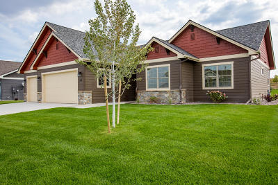 Kalispell Single Family Home For Sale: 142 Swede Trail