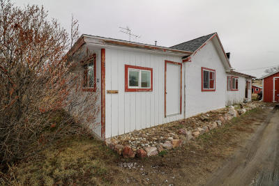Ravalli County Single Family Home For Sale: 221 Center Street