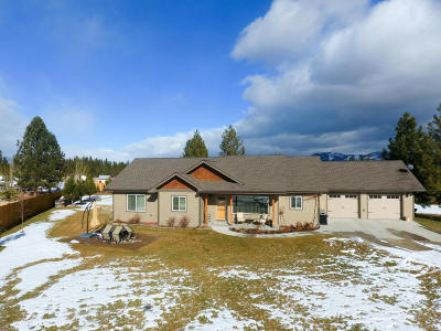Florence MT Single Family Home For Sale: $359,900