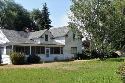Stevensville Single Family Home For Sale: 3713 Eastside Highway
