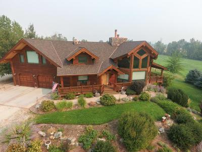 Stevensville Single Family Home For Sale: 4850 Longley Lane