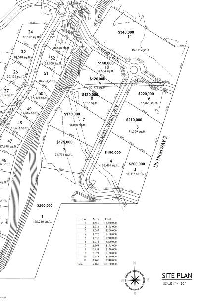 Kalispell Residential Lots & Land For Sale: Nhn Hwy 2 East