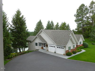 Columbia Falls Single Family Home For Sale: 1900 Riverwood Drive