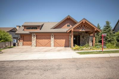 Missoula Single Family Home For Sale: 5105 Pintlar Mountain Court