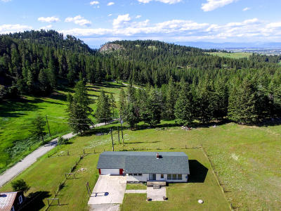 Kalispell Farm & Ranch For Sale: 595 Daley Lane