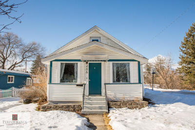 Kalispell Single Family Home Under Contract Taking Back-Up : 486 7th Avenue East North