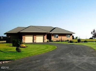 Flathead County Single Family Home For Sale: 12 Whitetail Meadows Road