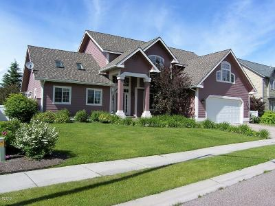 Flathead County Single Family Home For Sale: 11 Mountain Park Lane