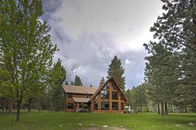 Missoula County Single Family Home For Sale: 9214 Keegan Trail