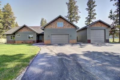 Flathead County Single Family Home For Sale: 150 Brody Lane