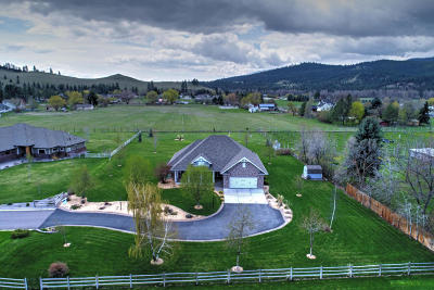Missoula Single Family Home For Sale: 2499 Riding Ring Road
