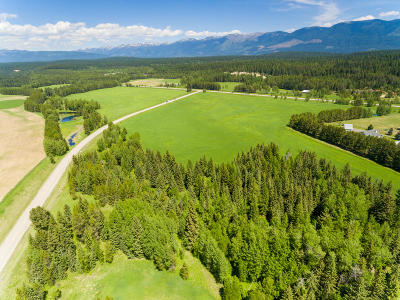 Whitefish Residential Lots & Land For Sale: Nhn Farm To Market Road