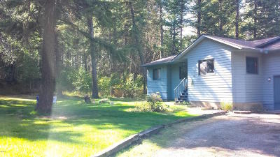 Flathead County Single Family Home For Sale: 1070 Mooring Road
