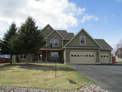 Flathead County Single Family Home For Sale: 302 West Bowman Drive