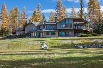 Flathead County Single Family Home For Sale: 199 Stageline Drive