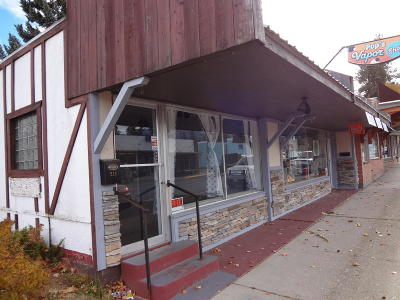 Lincoln County Commercial For Sale: 513 Mineral Avenue