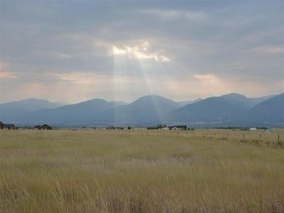 Ravalli County Residential Lots & Land For Sale: Nhn Diamond Ridge Loop