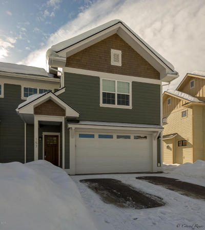 Flathead County Single Family Home For Sale: 157 Stumptown Loop