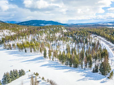 Whitefish Residential Lots & Land For Sale: Nhn Us Hwy 93 West