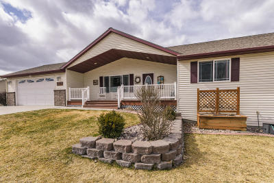 Missoula Single Family Home For Sale: 6575 Justin Court