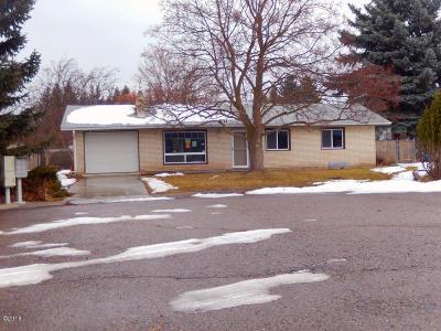 Missoula Single Family Home For Sale: 2 Wakonda Court